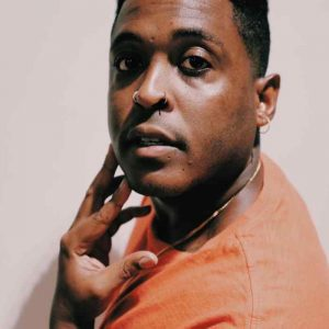 Danez Smith is the author of Homie, credit Tabia Yapp