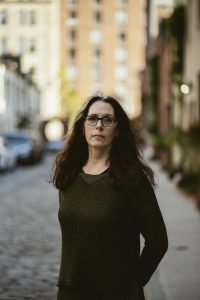 Laurie Halse Anderson is the author of Shout, credit Randy Fontainilla