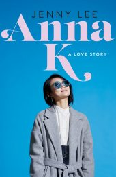 One of our recommended books for 2020 is Anna K by Jenny Lee