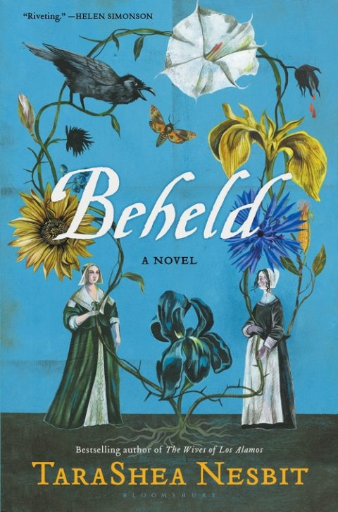 One of our recommended books for 2020 is Beheld by TaraShea Nesbit