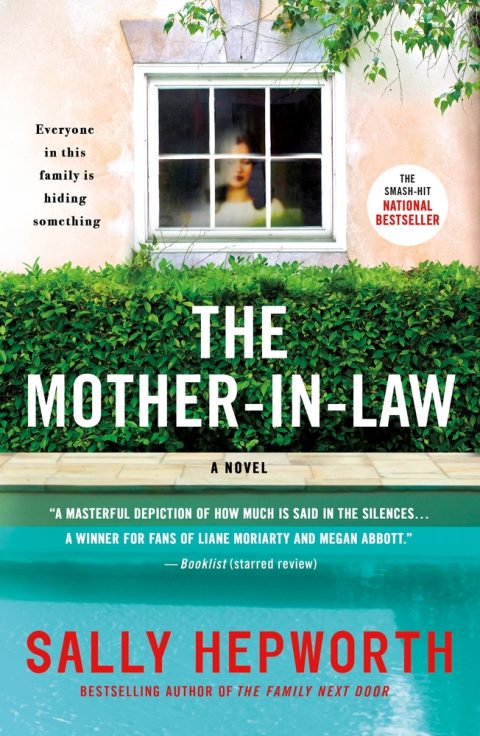 One of our recommended books for 2020 is The Mother-in-Law by Sally Hepworth