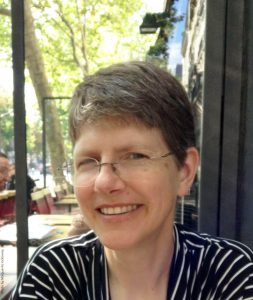 Anne Nesbet is the author of Daring Darleen