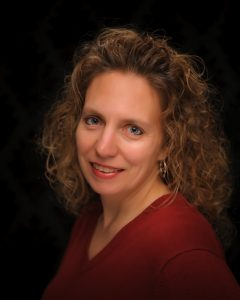 Michelle Cox is the author of the Henrietta and Inspector Howard series