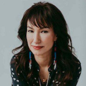 Marie Mutsuki Mockett is the author of American Harvest, credit Sylvie Rosokoff