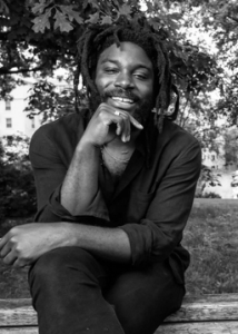 Jason Reynolds is the author of Stamped, credit Kia Chenelle
