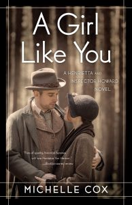 One of our recommended books is A Girl Like You by Michelle Cox