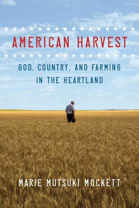 One of our recommended books for 2020 is American Harvest by Marie Mutsuki Mockett