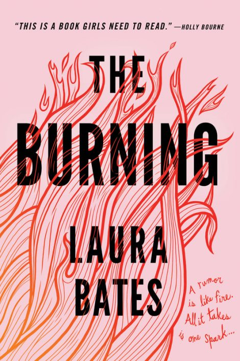 One of our recommended books for 2020 is The Burning by Laura Bates