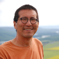 Richard Wagamese is the author of For Joshua