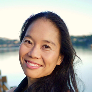 Bonnie Tsui is the author of Why We Swim