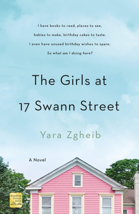 One of our recommended books is The Girls at 17 Swann Street