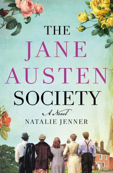 One of our recommended books is The Jane Austen Society by Natalie Jenner