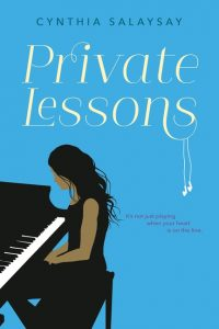 One of our recommended books is Private Lessons by Cynthia Salaysay