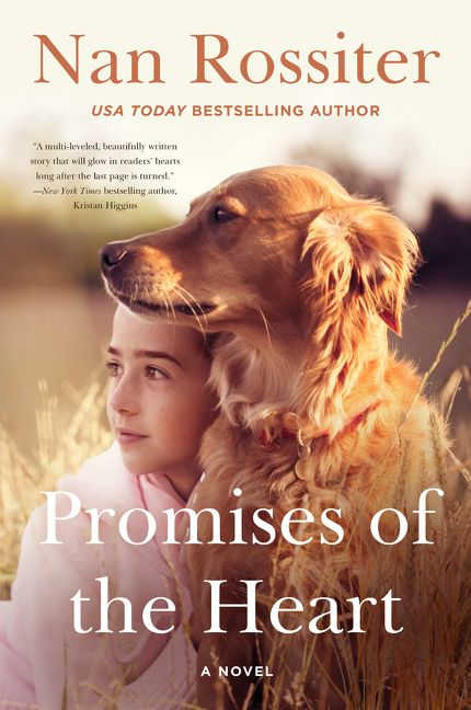 One of our recommended books is Promises of the Heart by Nan Rossiter
