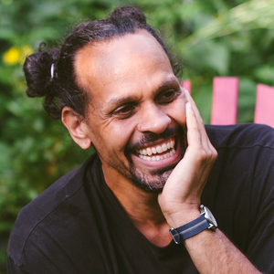 Ross Gay is the author of The Book of Delights