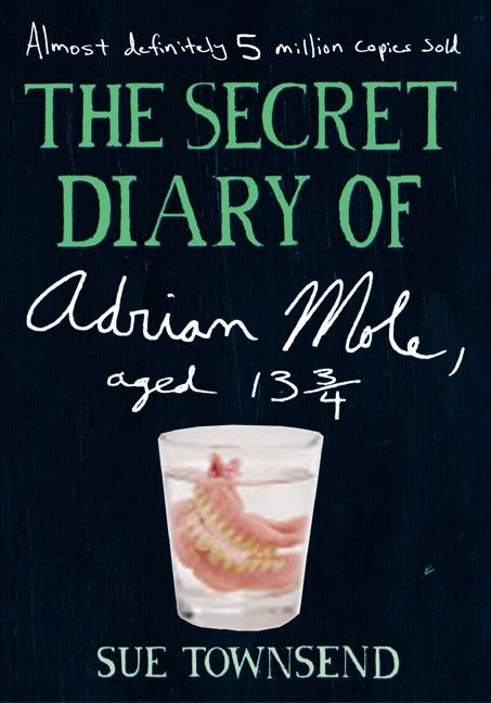 One of our recommended books is The Secret Diary of Adrian Mole