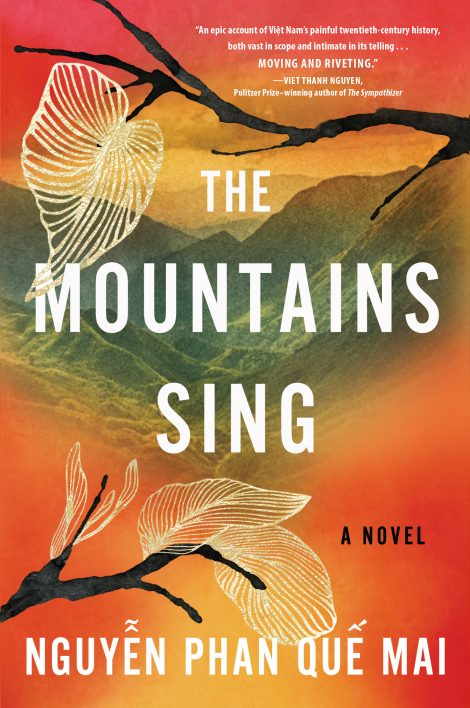 One of our recommended books for 2020 is The Mountains Sing by Que Mai Phan Nguyen