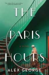 One of our recommended books is The Paris Hours by Alex George