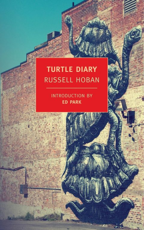 One of our recommended books is Turtle Diary by Russell Hoban