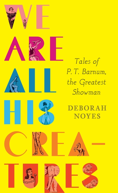 One of our recommended books for 2020 is We Are All His Creatures by Deborah Noyes