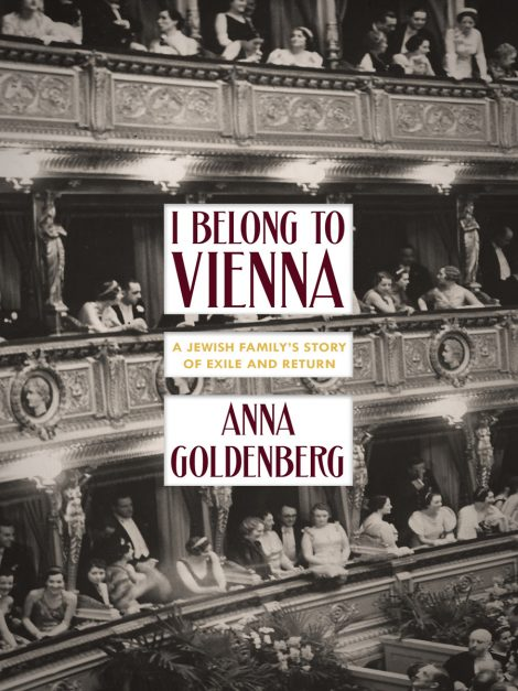 One of our recommended books is I Belong to Vienna by Anna Goldenberg