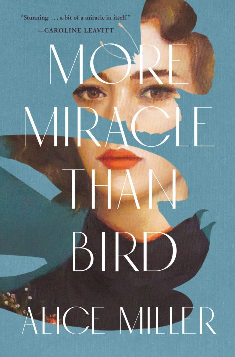 One of our recommended books is More Miracle Than Bird by Alice Miller