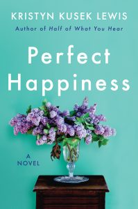 One of our recommended books is Perfect Happiness by Kristyn Kusek Lewis