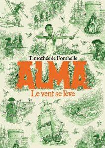 Alma by Timothee de Fombelle