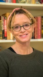 Anne Lamott is the author of Bird by Bird