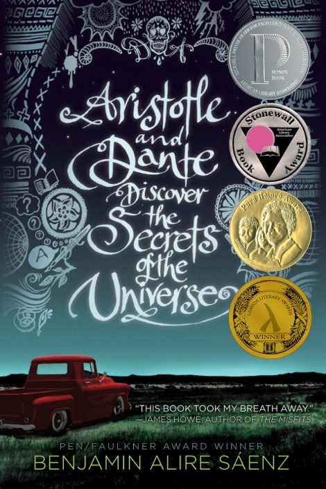 One of our recommended books is Aristotle and Dante Discover the Secrets of the Universe