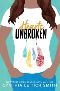 One of our recommended books is Hearts Unbroken by Cynthia Leitich Smith