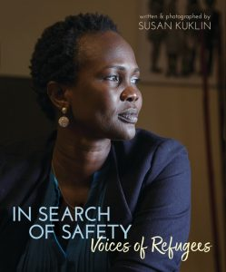 One of our recommended books is IN SEARCH OF SAFETY by Susan Kuklin