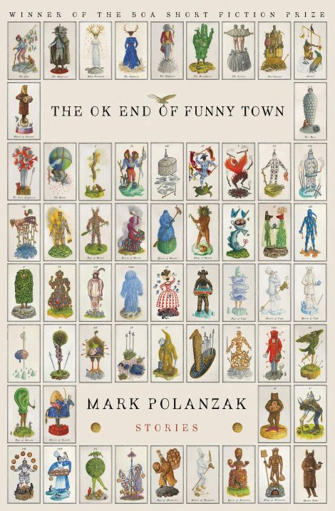 One of our recommended books is The OK End of Funny Town by Mark Polanzak