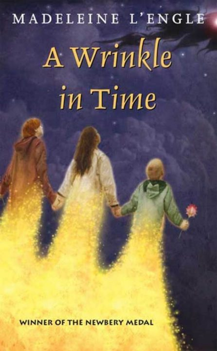 One of our recommended books is A Wrinkle in Time by Madeline L'Engle