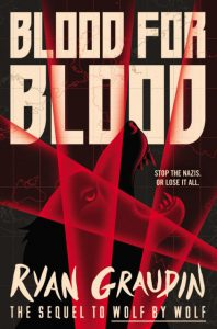 One of our recommended books is Blood for Blood by Ryan Graudin