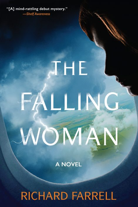 One of our recommended books is The Falling Woman by Richard Farrell