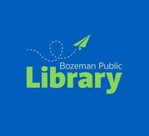 Bozeman Public Library logo in Montana