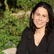 Natalie Bakopoulos is the author of Scorpionfish, credit Jeremiah Chamberlin