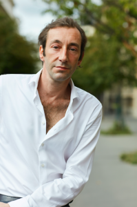 Author Antoine Laurain, credit Pascal Ito © Flammiron