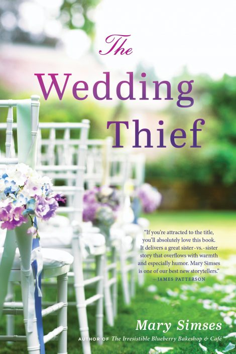 One of our recommended books is The Wedding Thief by Mary Simses
