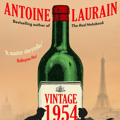 Reading Group Choices interview with Antoine Laurain