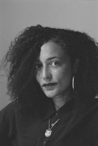 Zadie Smith is the author of White Teeth, credit Dominique Nabokov