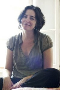Aimee Bender is the author of The Butterfly Lampshade