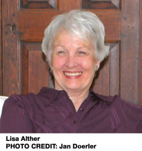 Lisa Alther is the author of Swan Song