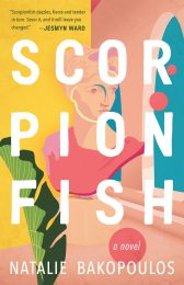 One of our recommnded books is Scorpionfish by Natalie Bakopoulos