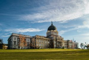 Helena Montana State Capitol, credit Steven Cordes