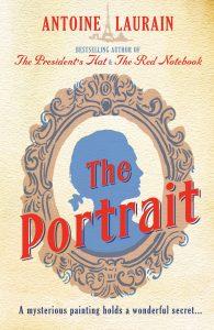 The Portrait by Antoine Laurain
