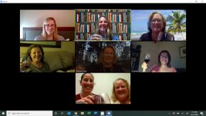 Virtual Beach Book Club