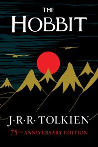 One of our recommended books is The Hobbit by JRR Tolkien
