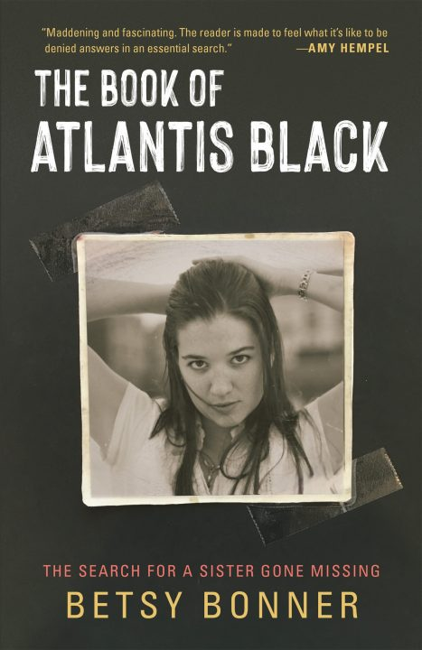 One of our recommended books is The Book of Atlantis Black by Betsy Bonner